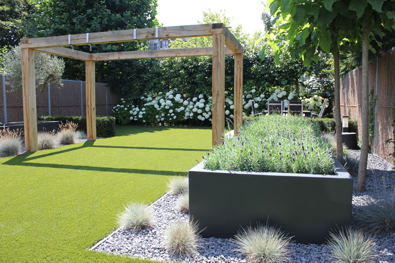L erba sintetica è adatto per uso privato